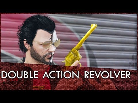 How To Unlock The Double Action Revolver in GTA Online (Treasure Hunt)