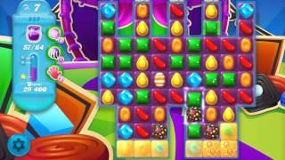 Candy Crush Soda Saga Level 555 Used Extra Moves
