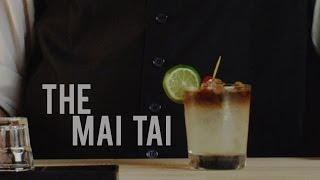 How To Make The Mai Tai - Best Drink Recipes