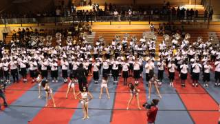 "Grambling St.""World Famed"" Matrimony "" Pep Rally 2015"