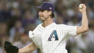 2001 NLCS, Game 1: Braves @ Diamondbacks