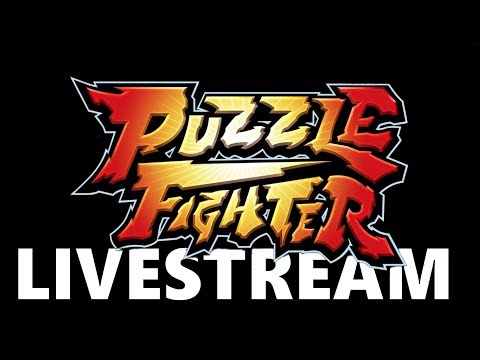 Puzzle Fighter (by CAPCOM) - Gameplay - iOS / Android - HD 1080p Live Stream