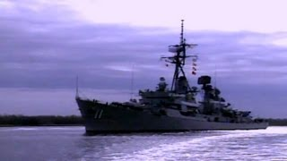 A Tribute to the USS Sellers, DDG-11