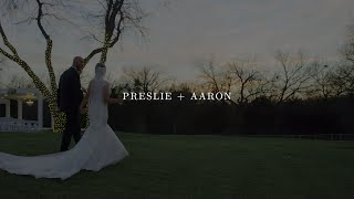 Preslie + Aaron Highlight Film- Zpro Films
