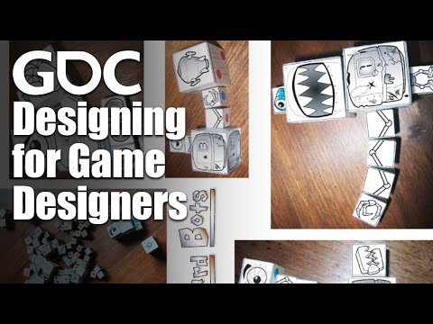 Designing Games for Game Designers