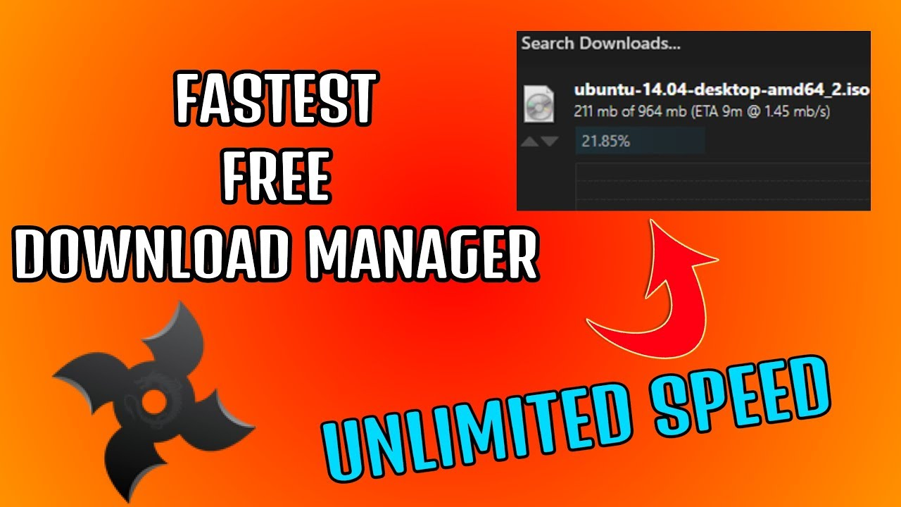 free fast download manager for pc