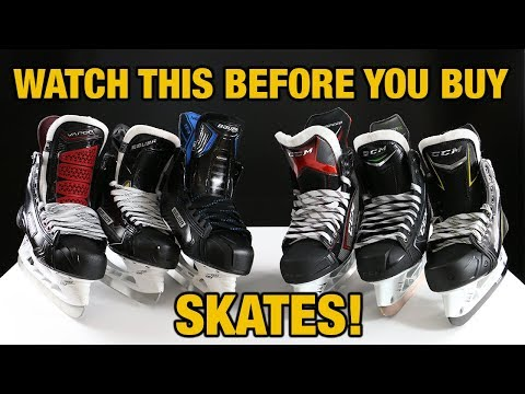 5 Things All hockey players should know about skates before buying