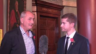 Young Independence Conference 2018 Matt Young interviews Ernie Warrender