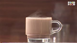 Chai Spiced Hot Chocolate | Snack Time | Chef Ajay Chopra | FoodFood