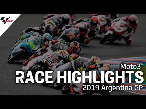 Moto3 Race Highlights |2019 #ArgentinaGP