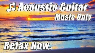 CONCENTRATION  Relaxing Classical GUITAR Acoustic for Studying Relax Focus Study Songs Playlist