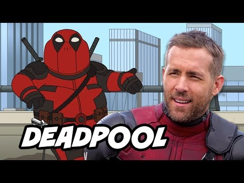 Deadpool Family Guy Episode and Deadpool 2018 TV Series