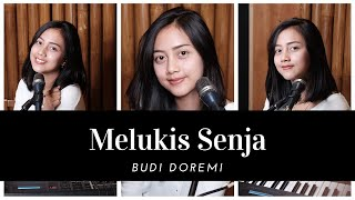 Download Lagu MELUKIS SENJA ( BUDI DOREMI ) - MICHELA THEA COVER mp3
