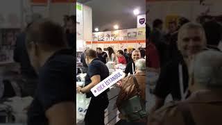 İDEX 2018 İSTANBUL DAN GÜZEL KARELER