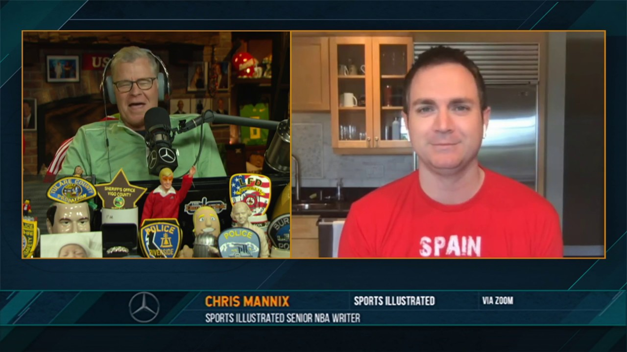 Chris Mannix on the Dan Patrick Show (Full Interview) 07/01/20
