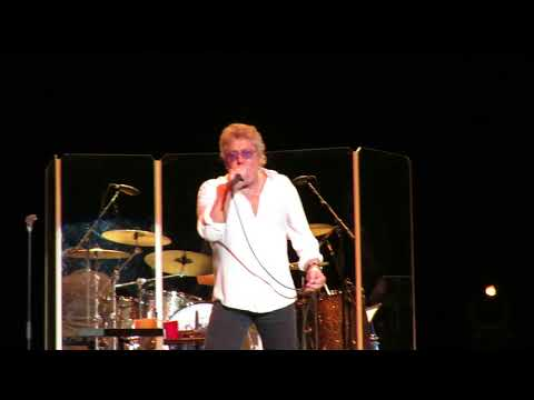 Summertime Blues- Roger Daltrey- Clearwater, FL 10-30-17