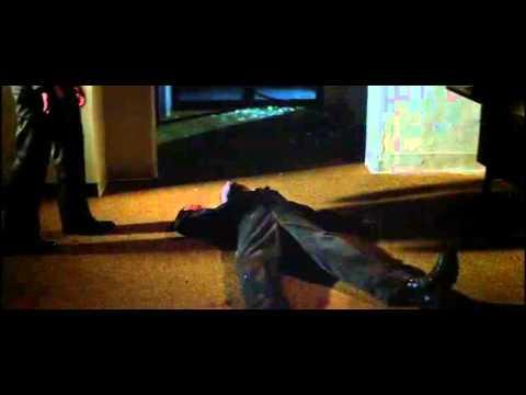 Halloween 2: Michael Myers Walks Through A Door And Gets Shot