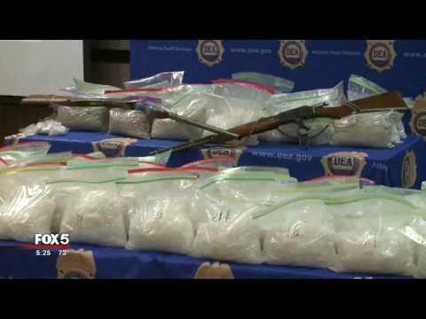 Major meth bust in Fulton County