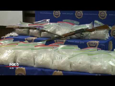 Major meth bust in Fulton County