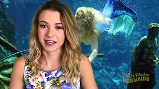 """""""Tail Mail"""" with Weeki Wachee Mermaid Paisley from Madison in Spring Hill, FL"""