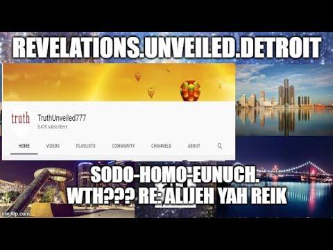 TRUTH UNVEILED777!!!   WTH ???   RE:  ALiJeh Reik.