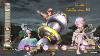 atelier sophie the alchemist of the mysterious book battle gameplay