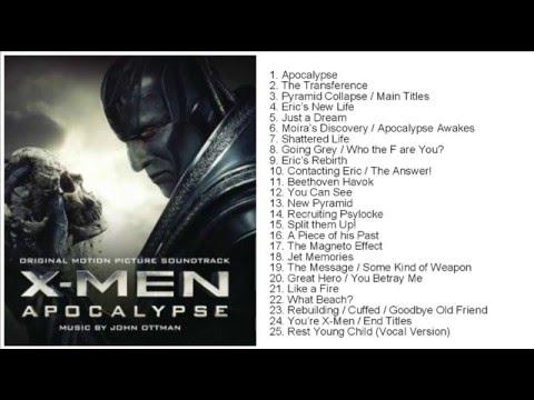 X-Men: Apocalypse Full Movie Soundtrack  by John Ottman