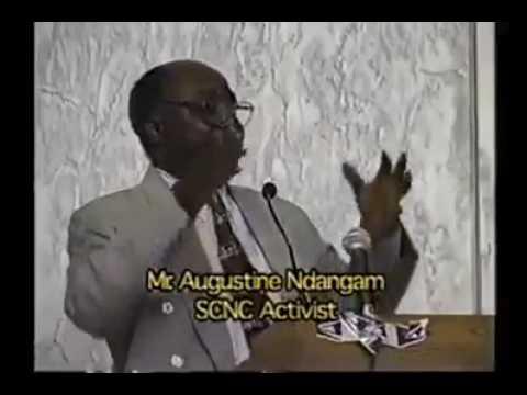 SCNC Activists speak out