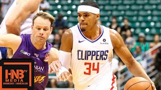 LA Clippers vs Sydney Kings Full Game Highlights | 30.09.2018, NBA Preseason