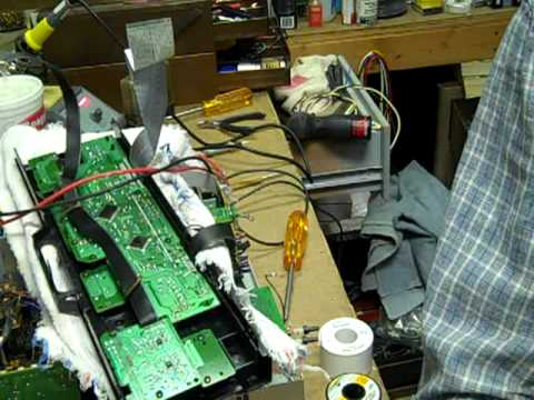 Yamaha HTR-5460 Repair Brief mpg