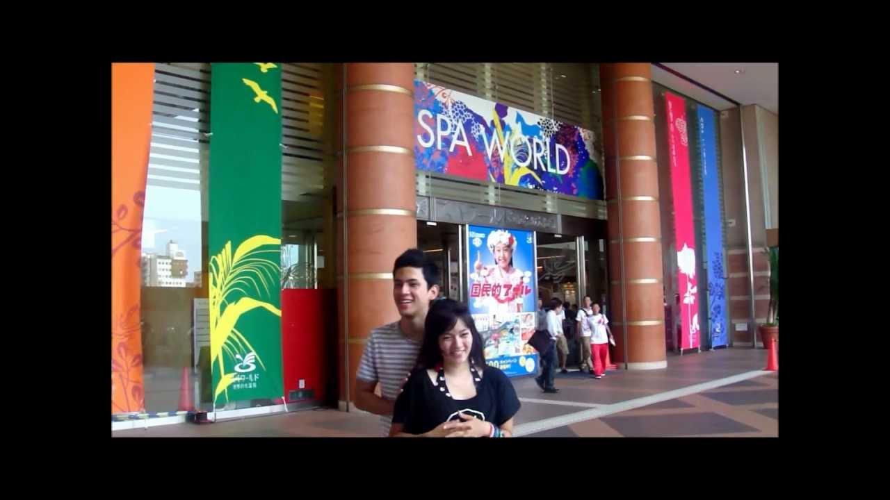 SPA WORLD. Osaka スパワールド - YouTube
