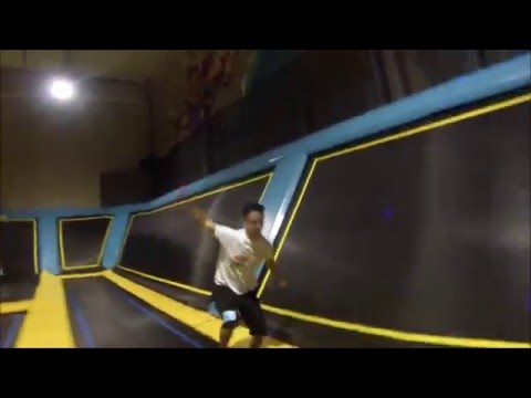 gopro trampoline park toulouse 2016 youtube. Black Bedroom Furniture Sets. Home Design Ideas