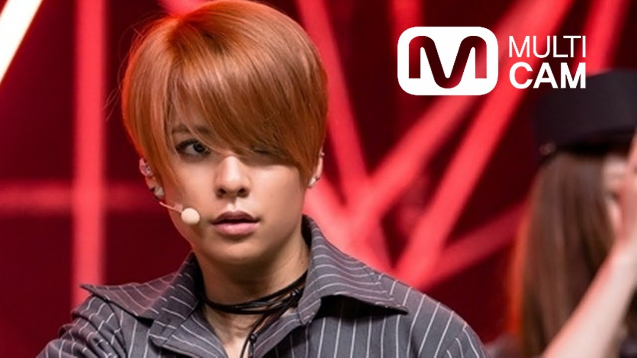 [Fancam] Amber of f(x)(에프엑스 엠버) Red Light @M COUNTDOWN ... F(x) Amber Red Light Live