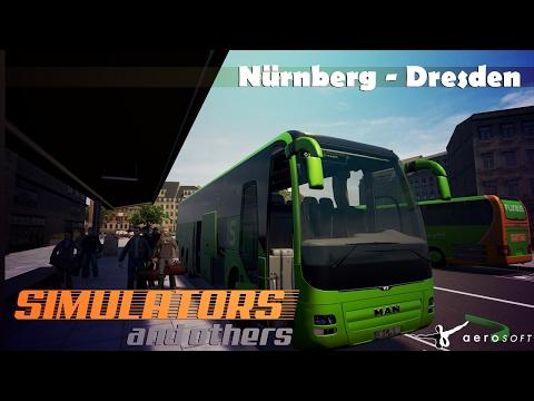 Fernbus Coach Simulator - Nürnberg - Dresden