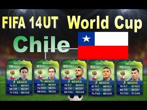 FIFA 14 UTWC Reseña Chile