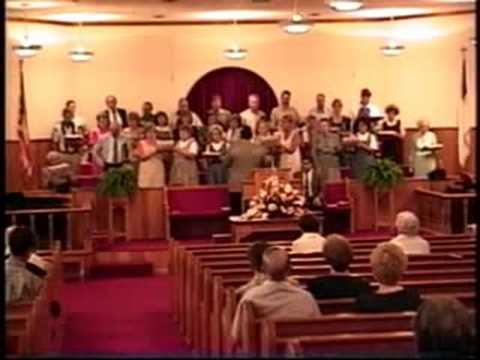 """Heaven Came Down"" Mount Carmel Baptist Church Choir, Fort Payne Alabama"