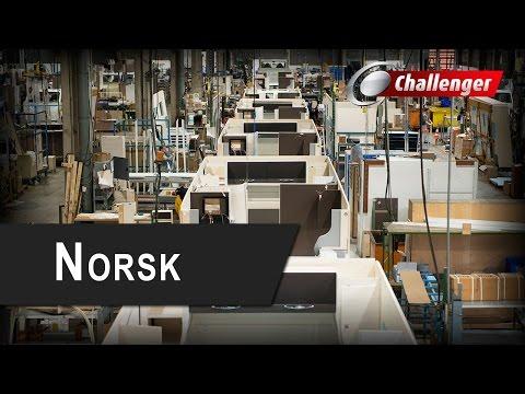 Fabrikk CHALLENGER bobil (norsk)