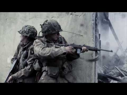 Band of Brothers & Dire Straits-Brothers in Arms