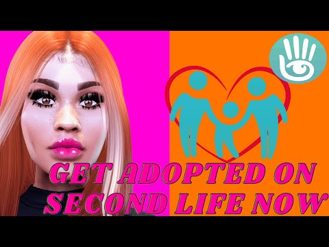 How to Adopt or Find a Family on Second Life