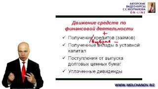 видео Составление отчета о движении денежных средств (cash flow)