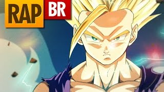 Rap do Gohan (Dragon Ball Z) | Tauz RapTributo 04