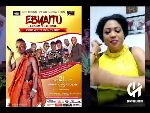 EBYAITU ALBUM LAUNCH BY DR FIGO WEST ADVERT DANISHA VERSION