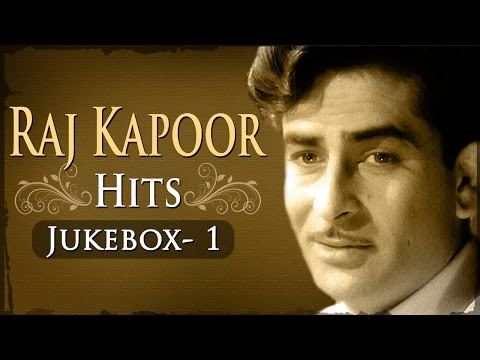 Raj Kapoor Superhits (HD) - Jukebox 1 - Evergreen Old Songs Collection