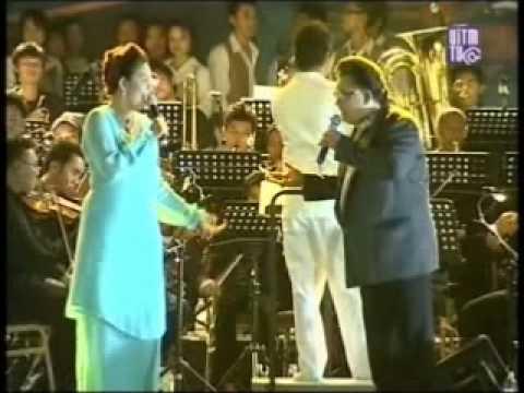 Antara Matamu & Mataku - Hail Amir & Rozita Izlynn @ Konsert Ritma Kenangan 2008