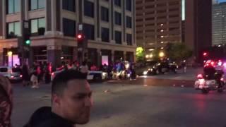 Dallas Police Shooting 7/7/2016