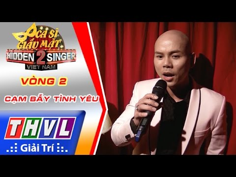 THVL | Ca sĩ giấu mặt 2016 - Tập 2: Phan Đinh Tùng | Vòng 2: Cạm bẫy tình yêu