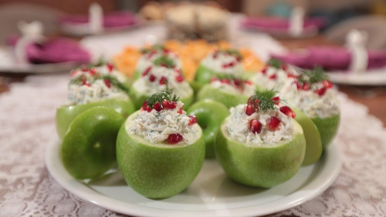 Kilo verdiren kerevizli elma salatası tarifi