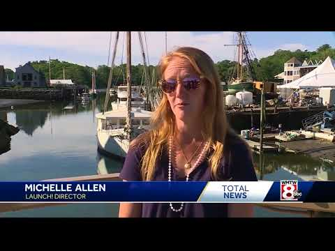 Launch! Maritime Festival brings hundreds to Kennebunk