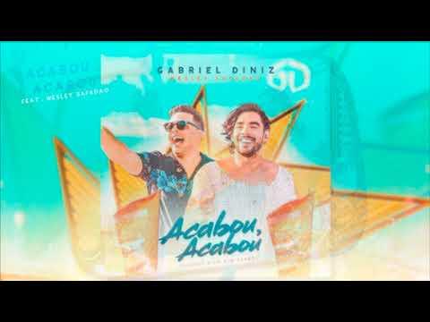 Gabriel Diniz - Acabou Acabou (Quando Eu Digo Que Acabou) ft. Wesley Safadão