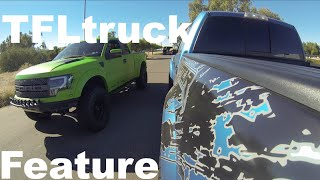 How to transform a stock Ford F-150 SVT Raptor into a Desert Race Pre-Runner